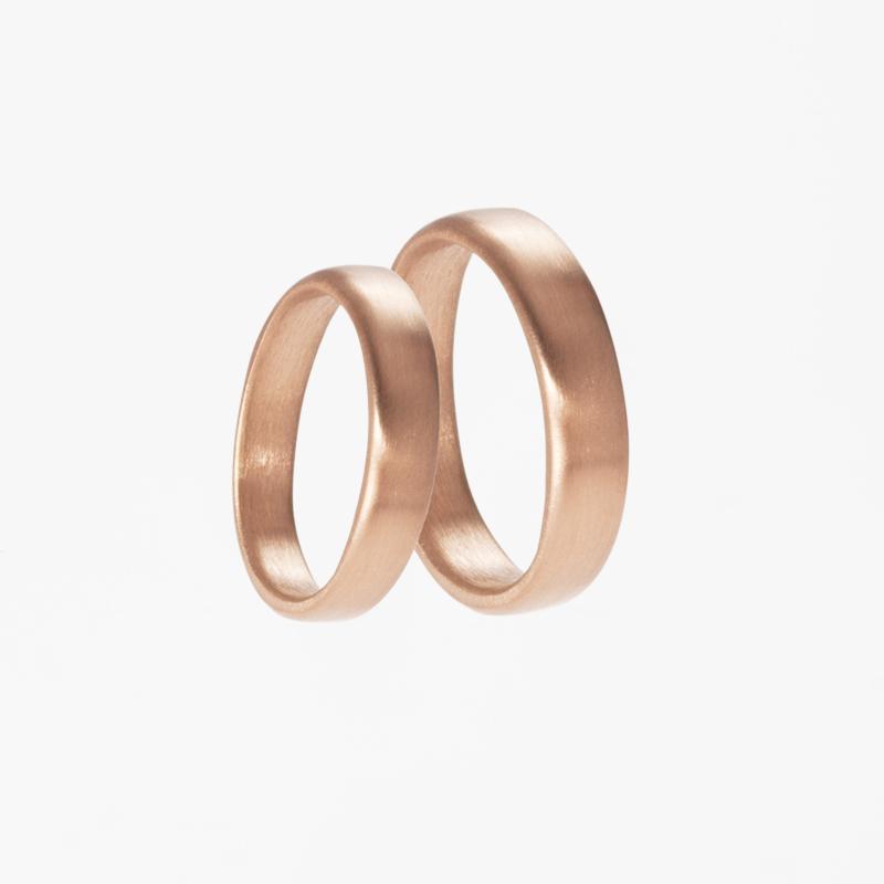 Giuliatamburini - Fedi Adele wedding rings