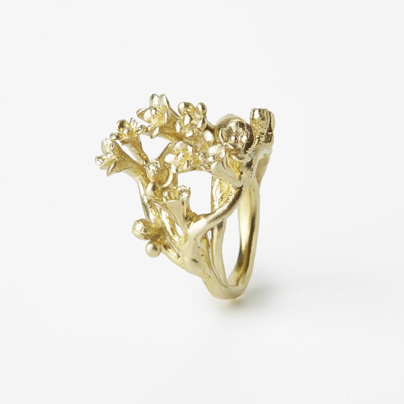 Giuliatamburini -  Blossom I Bronzo giallo