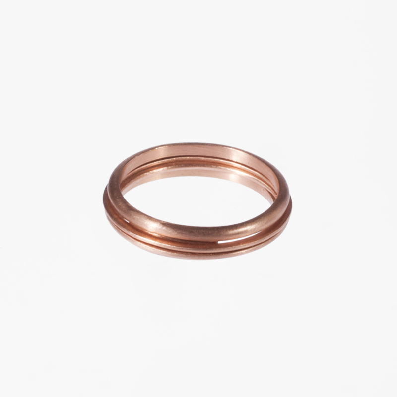 Giuliatamburini - Fedi Giulia wedding ring