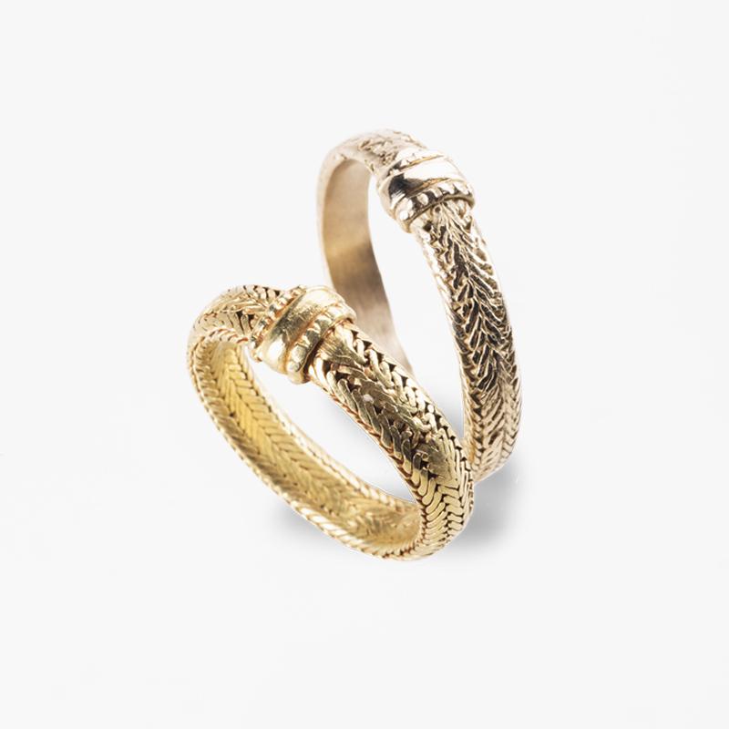 Giuliatamburini - Fedi India wedding rings