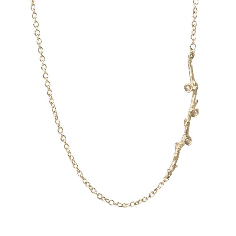 Giuliatamburini -  Levanto I Oro giallo 9 kt e diamanti