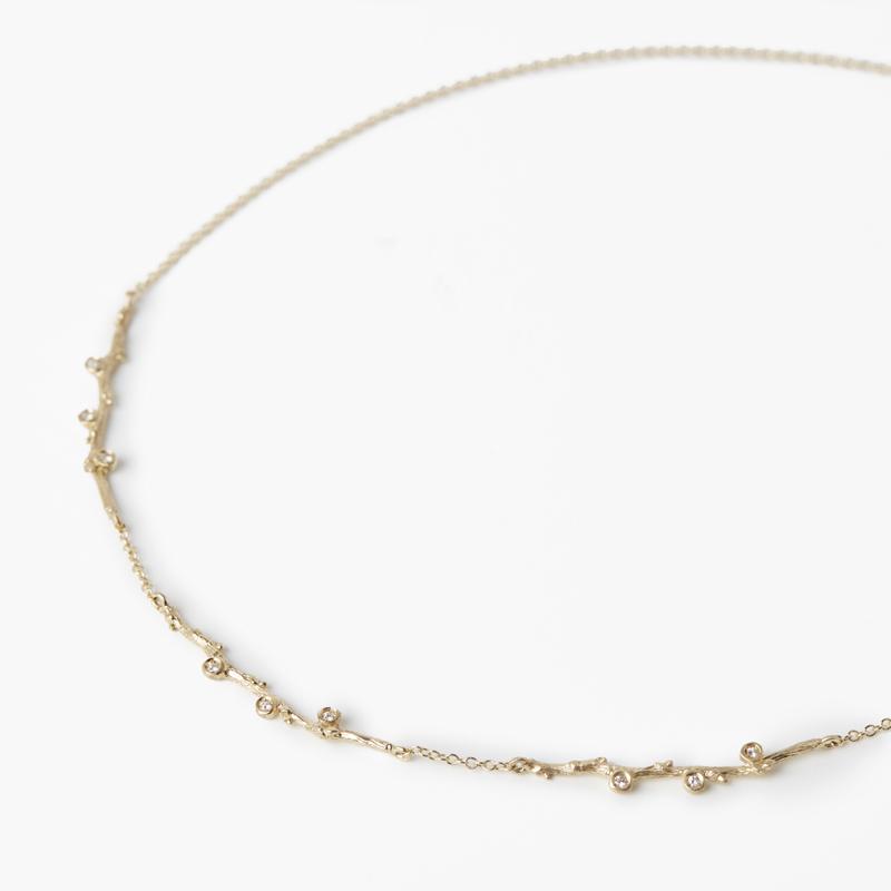 Giuliatamburini -  Levanto II Oro giallo 18 kt e diamanti