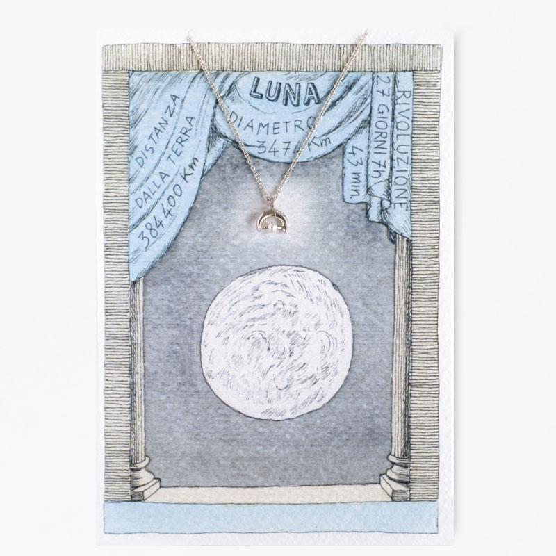 Giuliatamburini -  Luna Argento 925