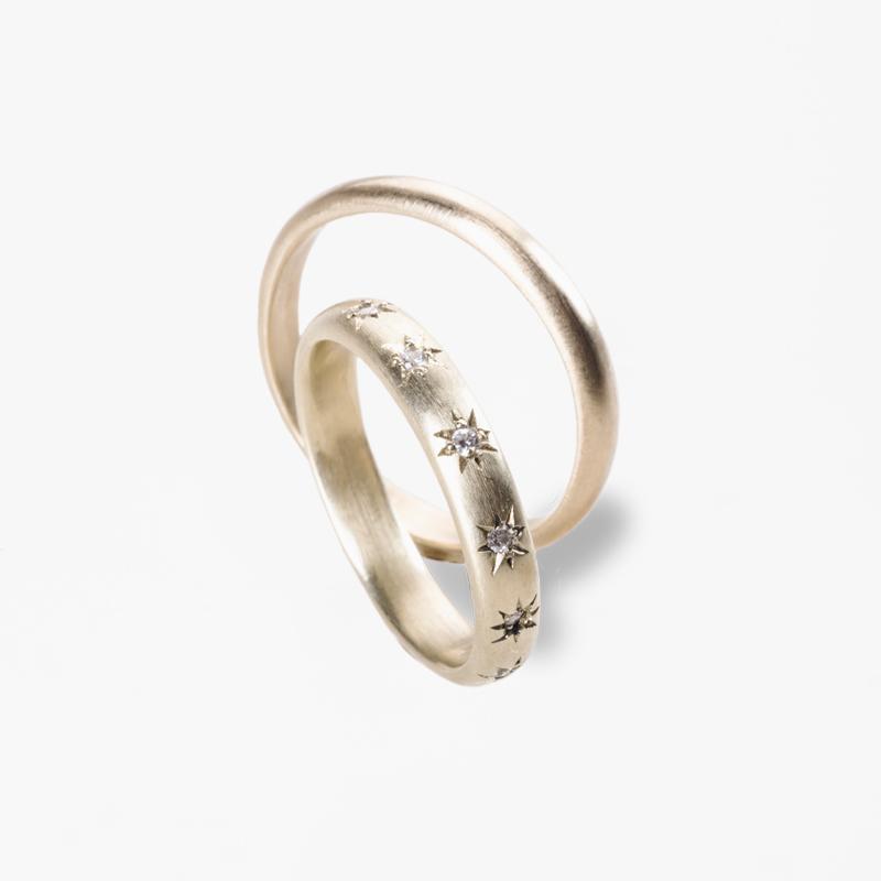 Giuliatamburini - Fedi Venere wedding ring