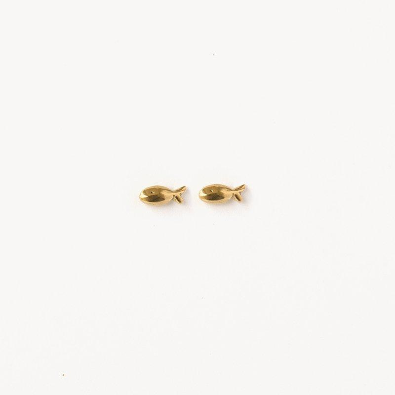 Giuliatamburini -  Pesci Oro giallo 18 kt