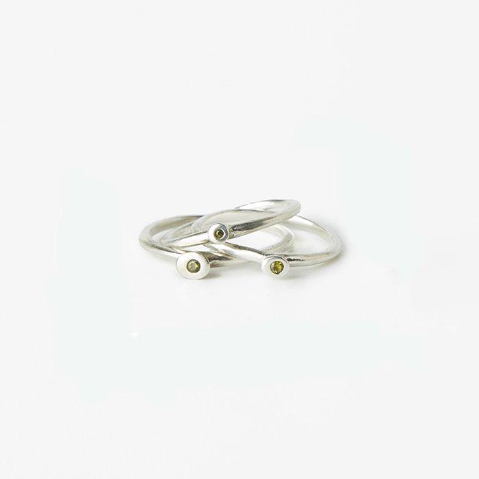 Giuliatamburini -  Tao Argento 925 e zircone bianco